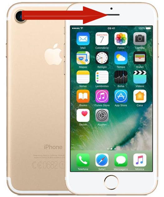 I denna iphone reparation ingår öronhögtalare + montering + test + garanti. 84f5e2bbd79e1