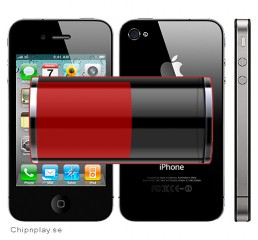 iPhone 4 - Batteribyte