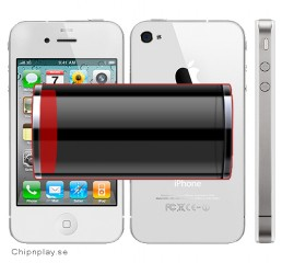 iPhone 4s - Batteribyte