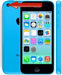 iPhone 5C - Kamera byte (bak)
