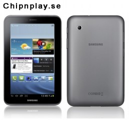 Galaxy Tab 2 - Glas byte p3100