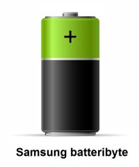 Galaxy S5 Active - Batteribyte